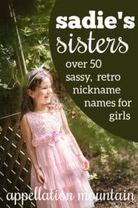Sadie's Sisters