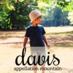 Davis: Baby Name of the Day