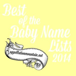 Best of Baby Name Lists