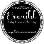 Everild: Baby Name of the Day
