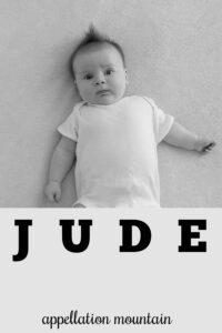baby name Jude