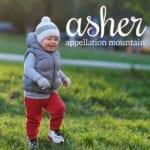 Asher: Baby Name of the Day