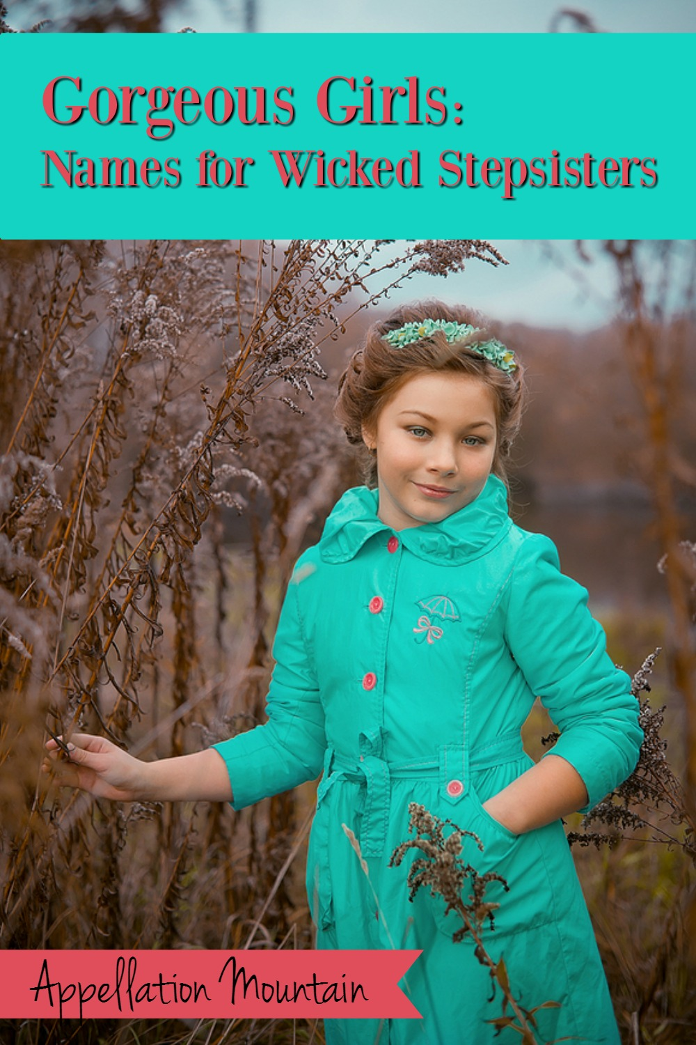 Gorgeous Girls Names For Wicked Stepsisters