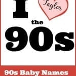 Taylor: Baby Name of the Day