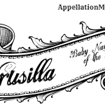 Drusilla: Baby Name of the Day