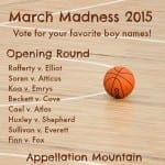 March Madness 2015: Boys Opening Round