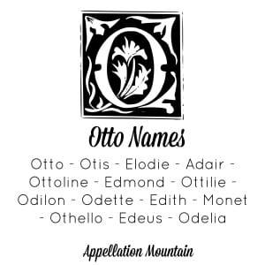 Otto Names