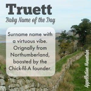 Truett