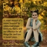Emmylou: Baby Name of the Day