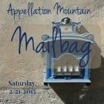 Mailbag: February 2015 Edition