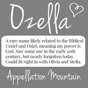 Ozella