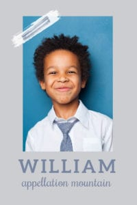baby name William