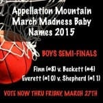 March Madness 2015 Boys Semifinals