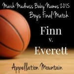 March Madness 2015: Boys FINAL!