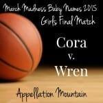 March Madness 2015: Girls FINAL!