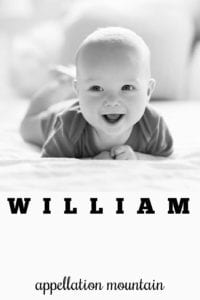 boy name William