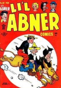 Lil Abner cover