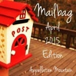 Mailbag: April 2015 Edition