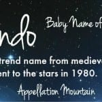 Lando: Baby Name of the Day