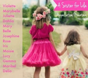 A Sister for Lila