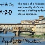 Lorenzo: Baby Name of the Day