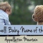 Bramwell: Baby Name of the Day