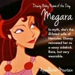 Megara: Baby Name of the Day