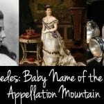 Mercedes: Baby Name of the Day
