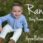 Randall: Baby Name of the Day