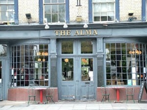 The Alma, London