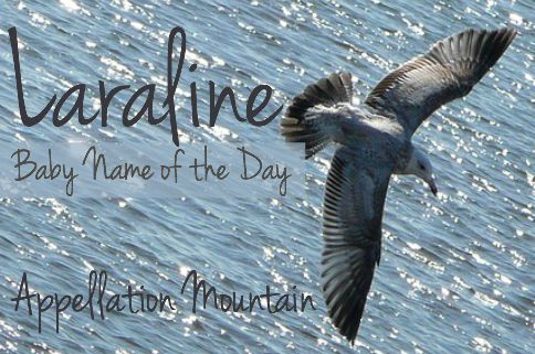 Laraline: Baby Name of the Day