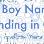 80 Boy Names Ending in O