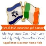 Name Help: An Irish-Israeli Name for a Girl