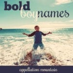 25 Bold Boy Names: Inspired by Jax