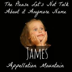 Celebrity Baby Names: James