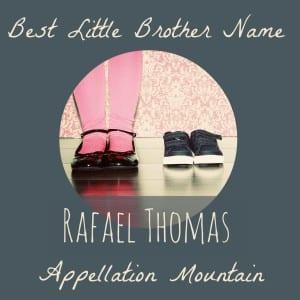 Celebrity Baby Names: Rafael Thomas