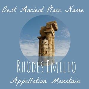 Celebrity Baby Names: Rhodes