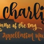 Charlize: Baby Name of the Day