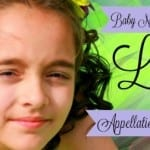 Leidy: Baby Name of the Day