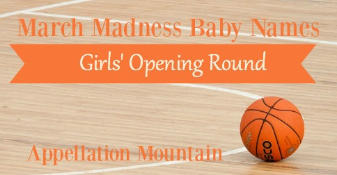 March Madness 2016 girls opening round