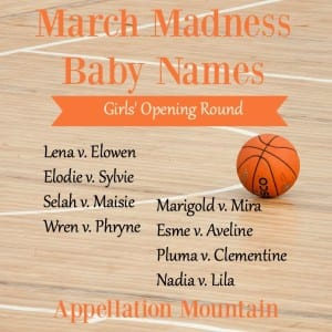 March Madness 2016: Girls Opening Round