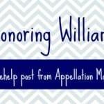 Name Help: Honoring Grandpa William