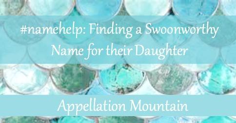 Swoonworthy girl names