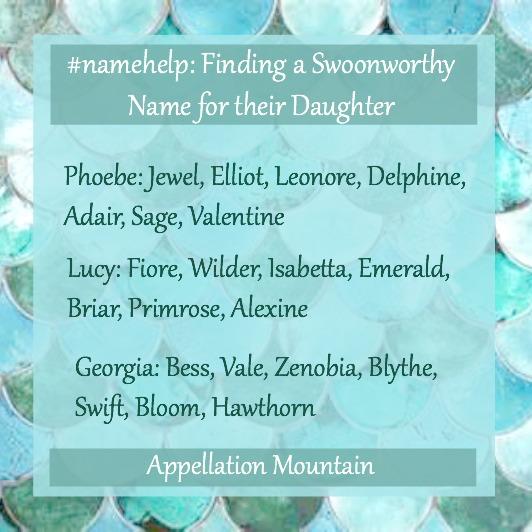 Name Help: Swoonworthy Girl Names