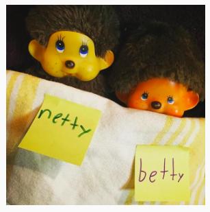 Netty and Betty