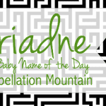 Ariadne: Baby Name of the Day
