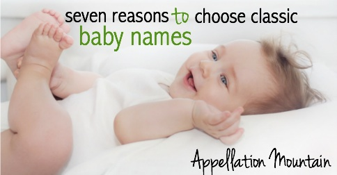 Classic Baby Names