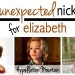 16 Unexpected Elizabeth Nicknames