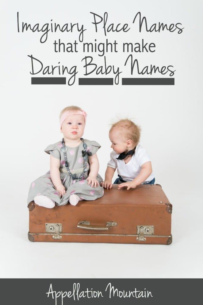 Imaginary Baby Names