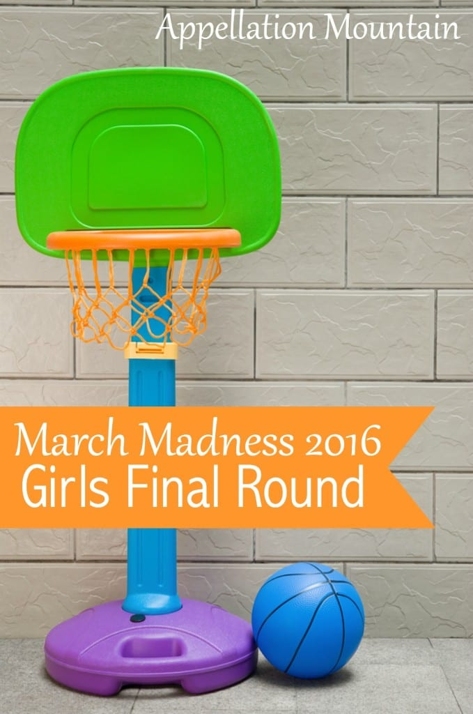 March Madness Baby Names 2016: Girls Final Round